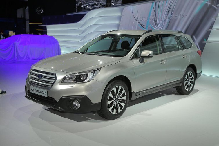 2015 Subaru Outback - pricing, specs and video
