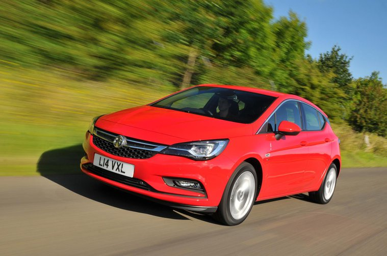 2015 Vauxhall Astra 1.6 CDTi 136 review