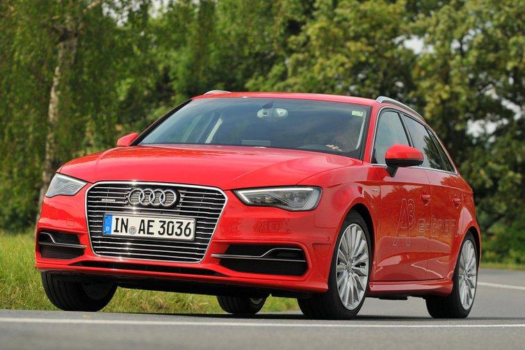 2014 Audi A3 e-tron review