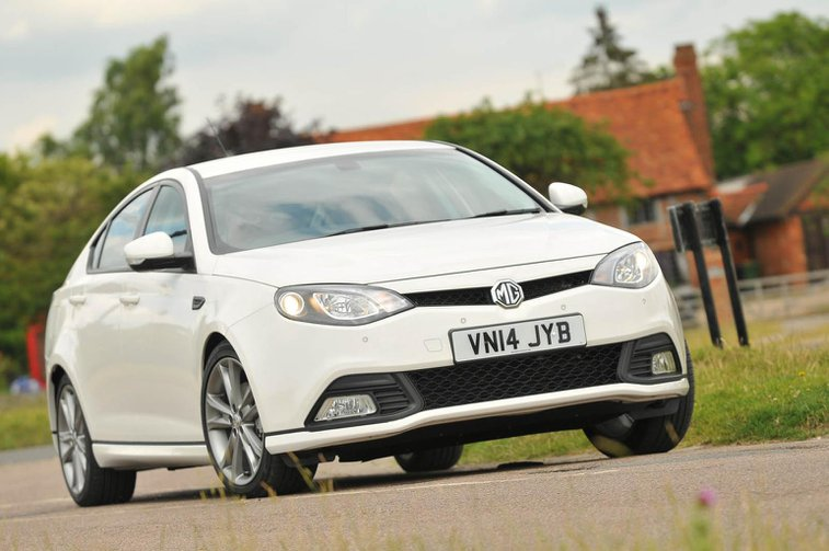 2014 MG 6 1.9 DTi review