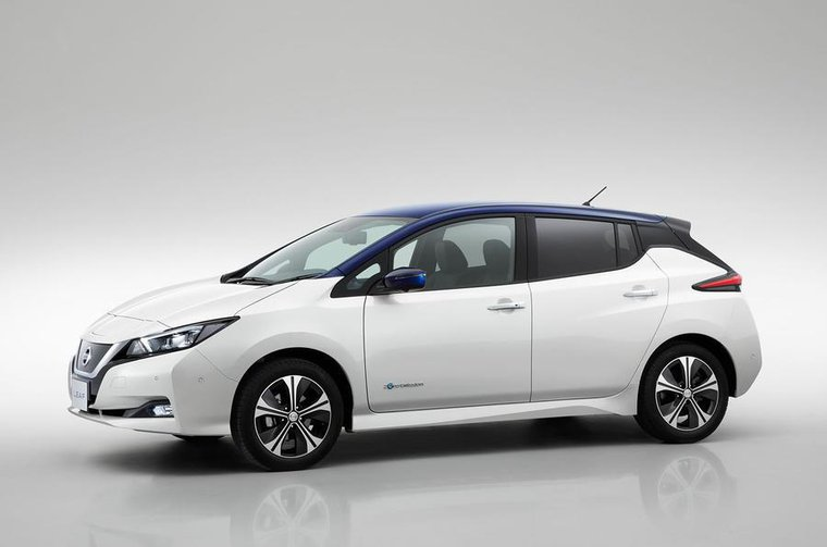 2018 Nissan Leaf – exclusive Reader Test Team preview
