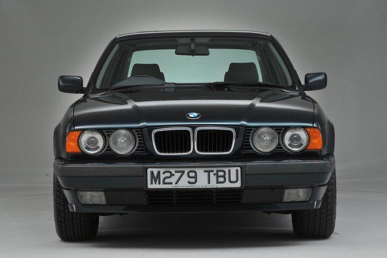 BMW 5 Series (E34) - Rewind Wednesday