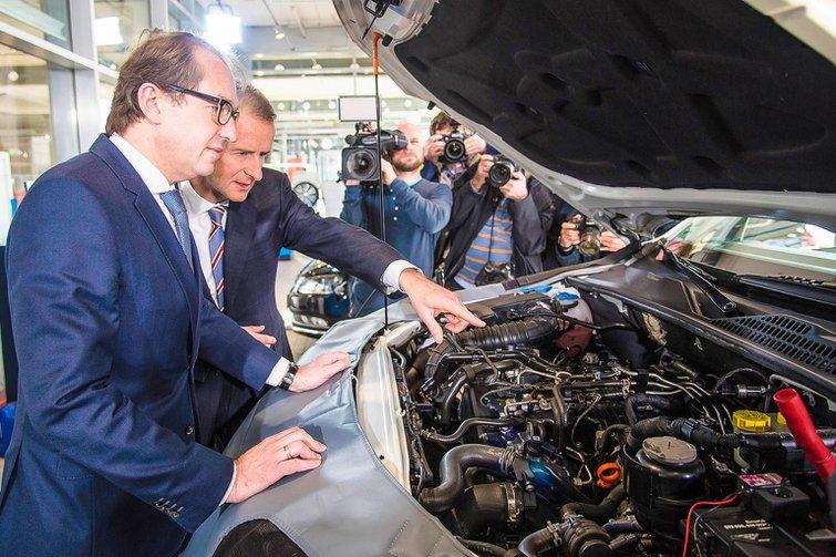 UK Government begins 650k emissions re-testing programme