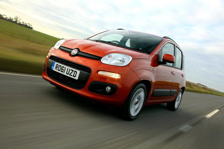 Fiat Panda and VW Up star in this week's deals