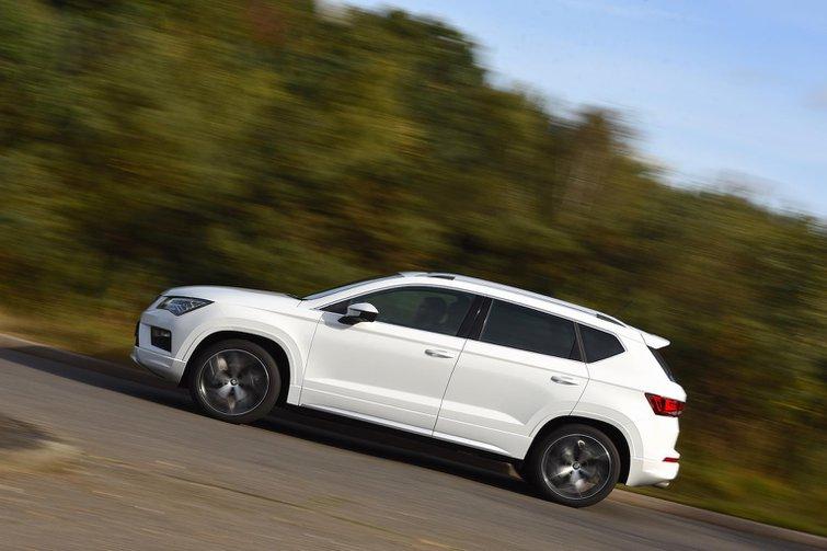 2017 Seat Ateca 2.0 TSI 190 4Drive FR review - verdict
