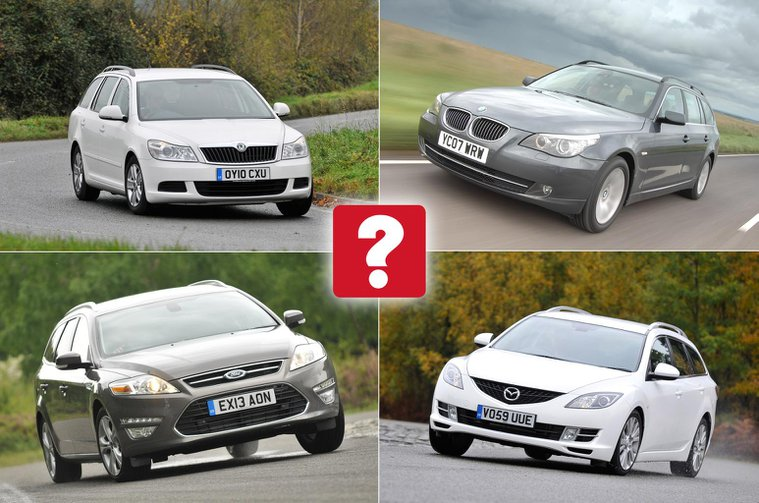 Best used estate cars for less than £5000 (and the ones to avoid)