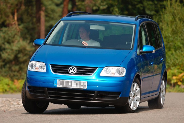 Volkswagen Touran turbo problem