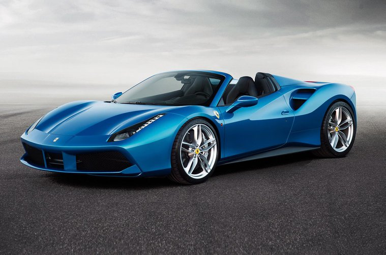 2016 Ferrari 488 Spider revealed - pictures, specification and release date