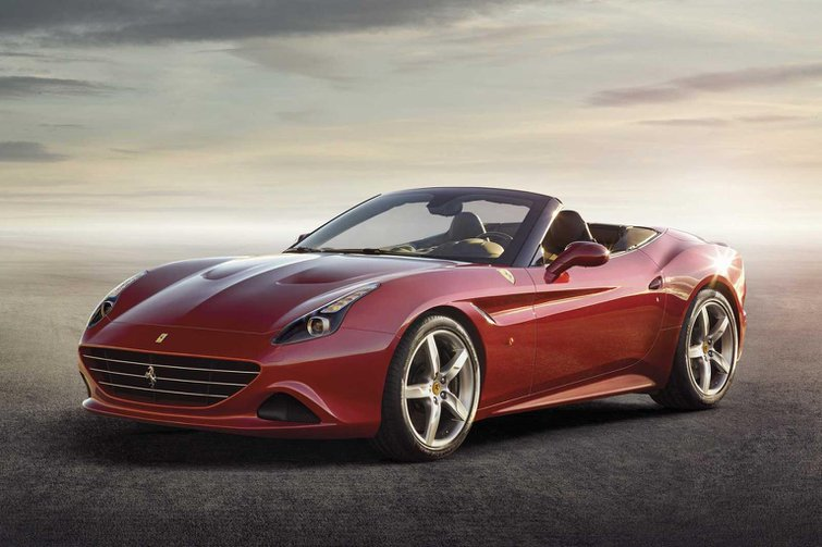 Ferrari California T due at Geneva motor show