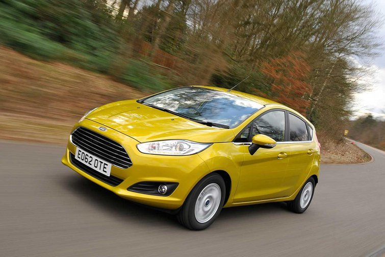 2014 Ford Fiesta 1.0 80 Zetec review