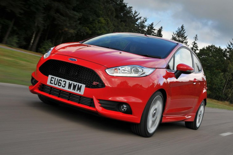 Our cars: Ford Fiesta ST, Citroen Grand C4 Picasso, Lexus IS and Honda Civic Tourer