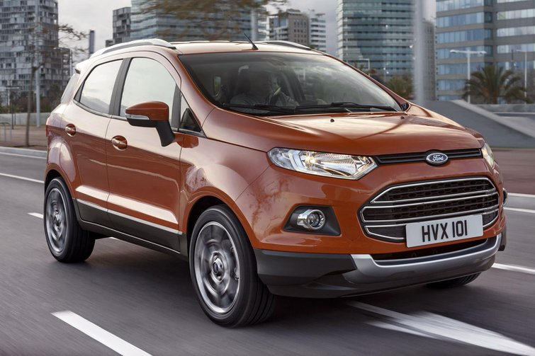 What Car? invites you to preview the 2013 Ford Ecosport