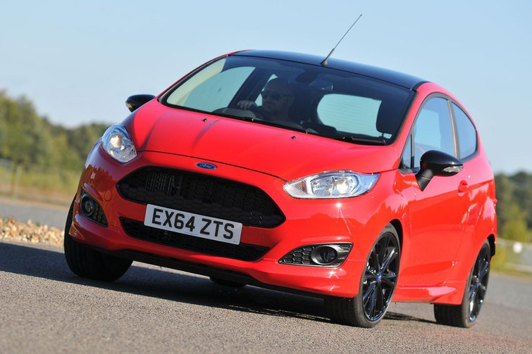 2014 Ford Fiesta 1.0T Ecoboost 140 Zetec S Red Edition review