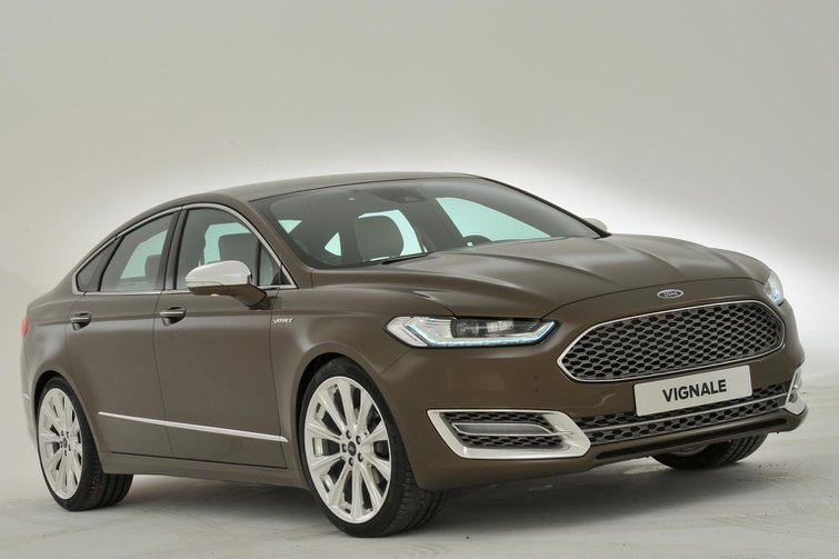 2014 Ford Mondeo Vignale revealed