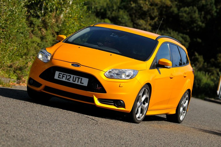 2013 Ford Focus ST Mountune review