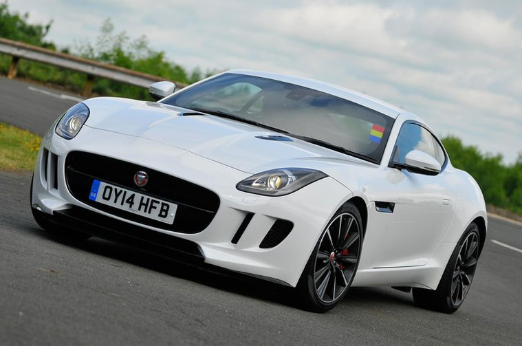 Deal of the Day: Jaguar F-Type