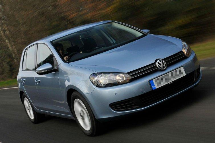 Misfiring Volkswagen Golf problem