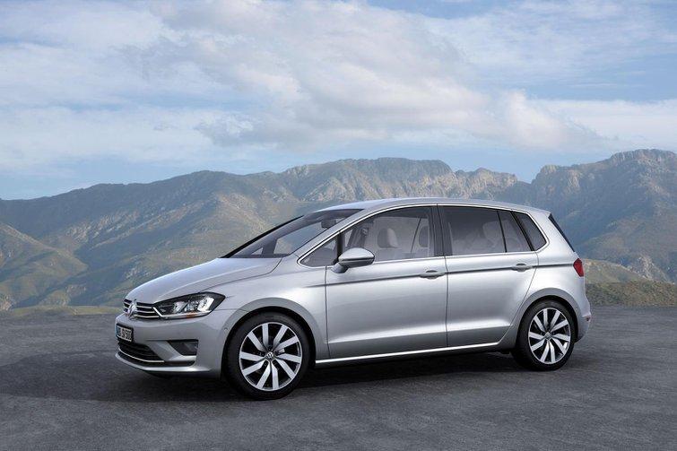 2014 VW Golf Plus previewed