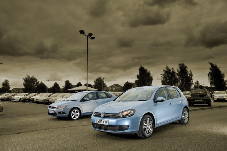 What Car? names Volkswagen Golf Used Car of the Year 2013