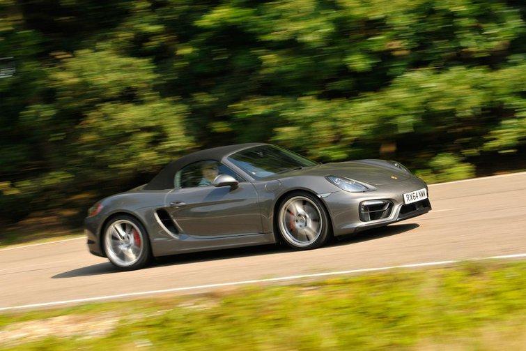 2014 Porsche Boxster GTS review