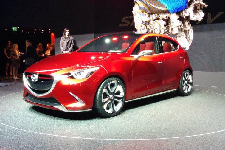 New Mazda cabins to go upmarket