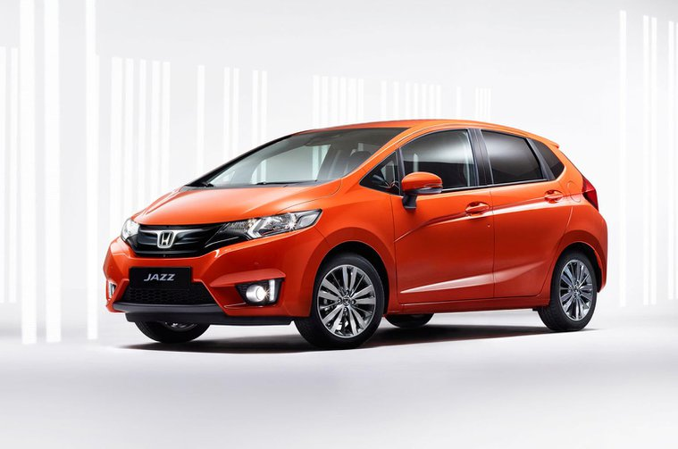 2015 Honda Jazz - prices, engines and on-sale date