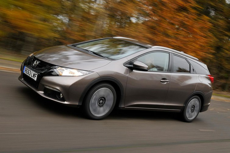 Deal of the day: Honda Civic Tourer