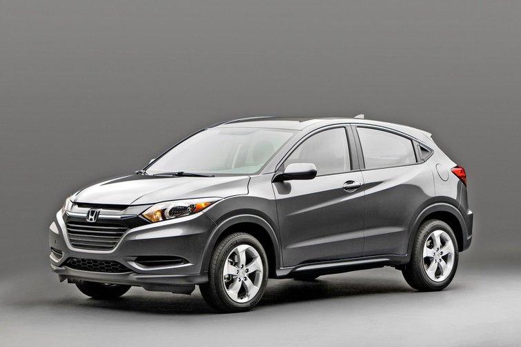 Honda HR-V wins the 2015 What Car? Reader Award