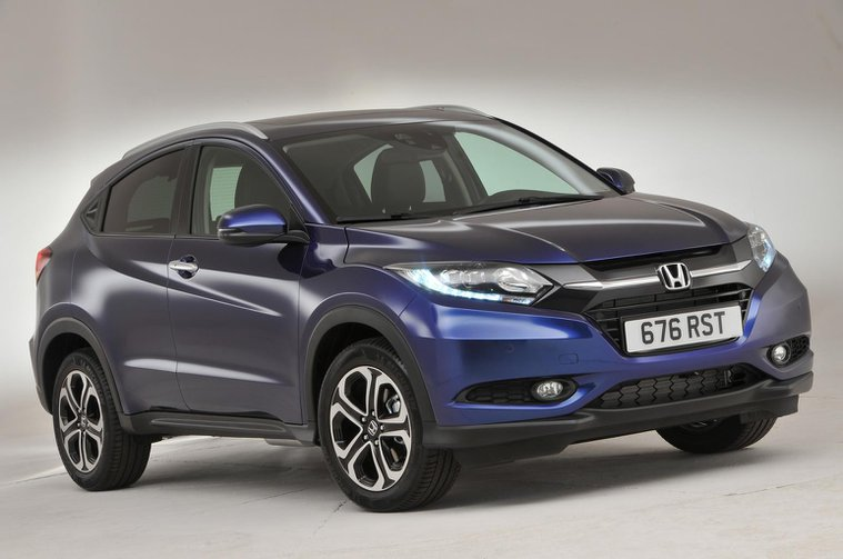 2015 Honda HR-V - on-sale date, engines and pricing