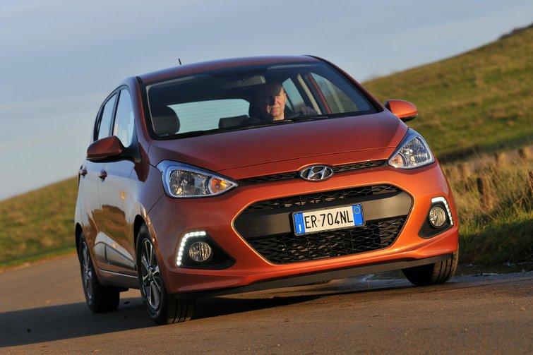 New Hyundai i10 and Mini hatch already discounted