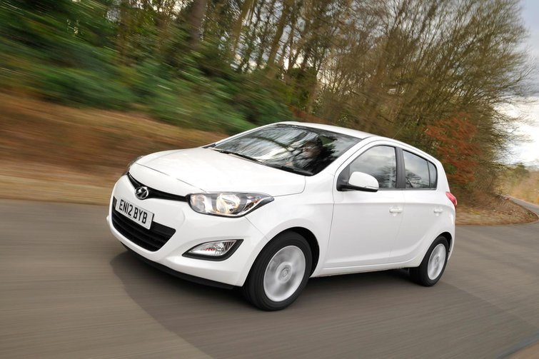 Used car of the week: Hyundai i20