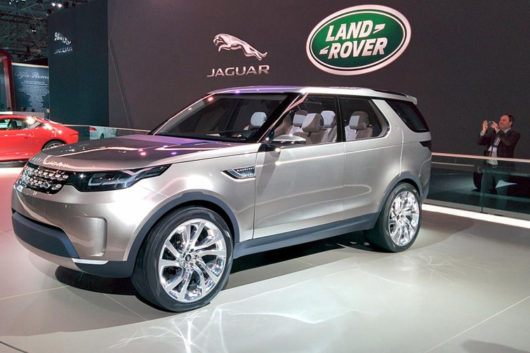 New York motor show 2014 - our top cars
