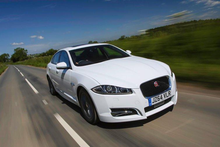 Jaguar announces XF R-Sport Black edition