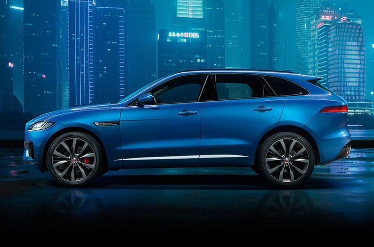 2016 Jaguar F-Pace SUV - latest pictures, details and specifications