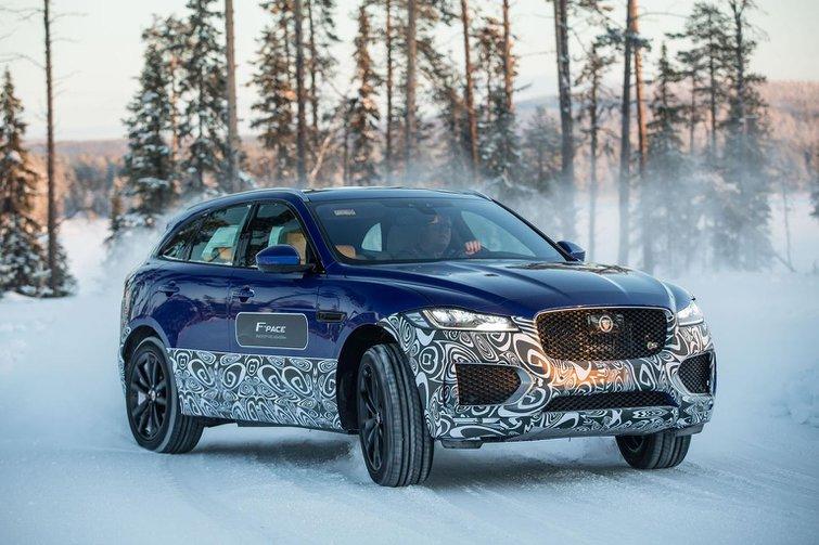 2016 Jaguar F-Pace 3.0 V6 review