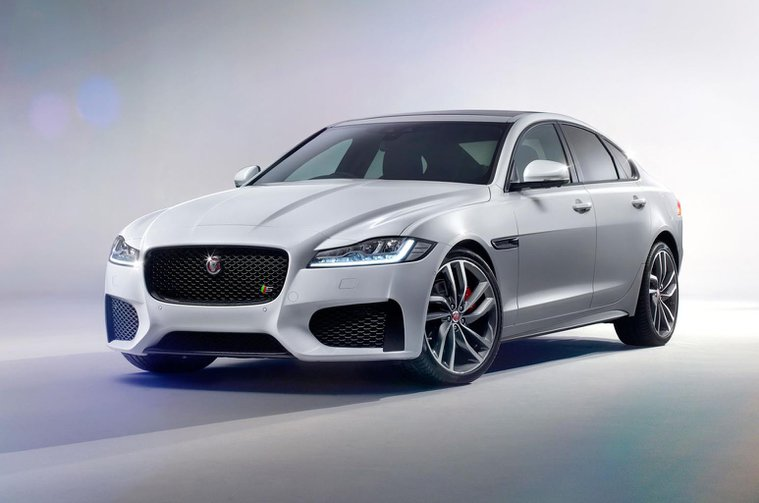 2015 Jaguar XF revealed - prices, pictures and on-sale date