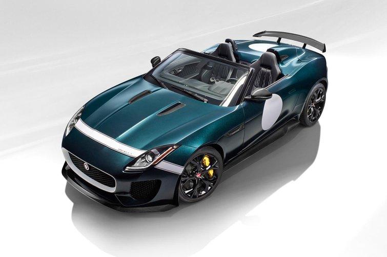 Jaguar F-type Project 7 confirmed