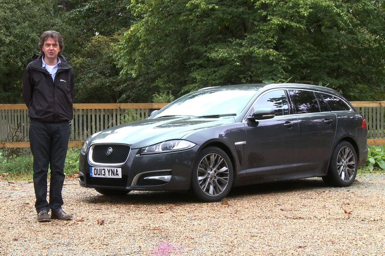 Our cars: Jaguar XF Sportbrake video update