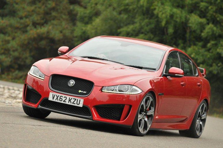 2013 Jaguar XFR-S review