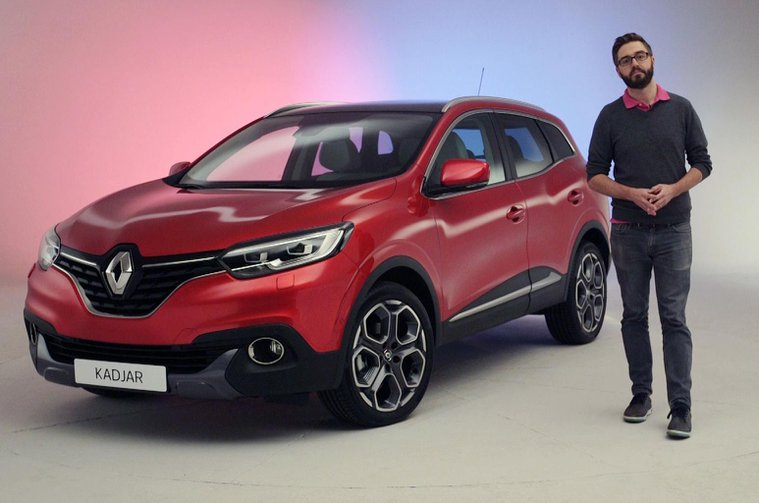 2015 Renault Kadjar - new video, prices, on-sale date, equipment and dimensions