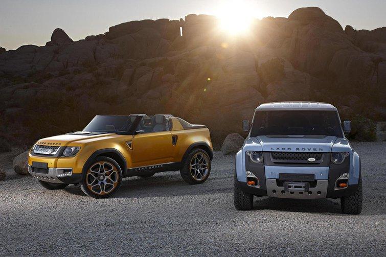 New Land Rover Defender design finalised