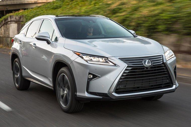 2015 Lexus RX 200t review