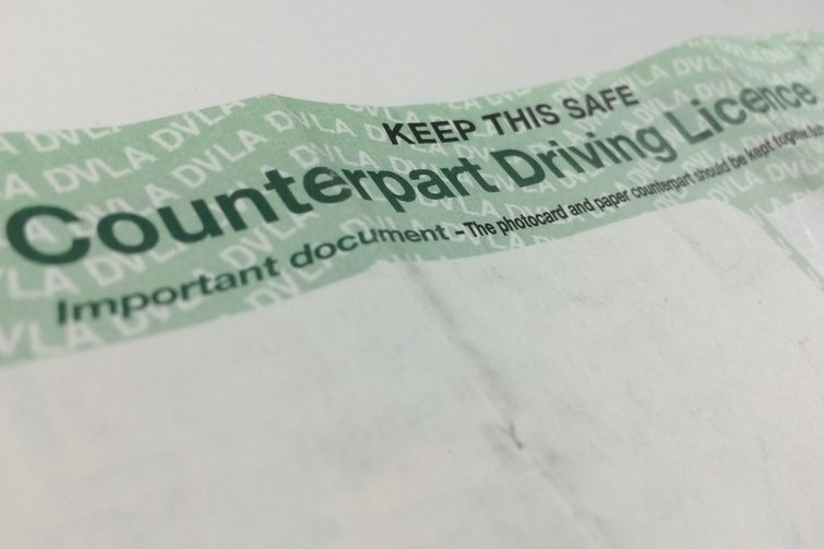Driving licence paper counterpart abolished - what you need to know
