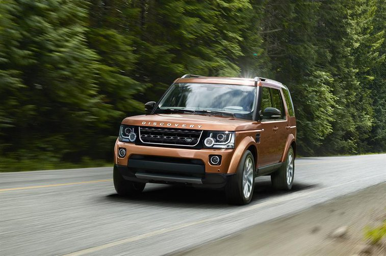 Deal of the day: Land Rover Discovery Landmark