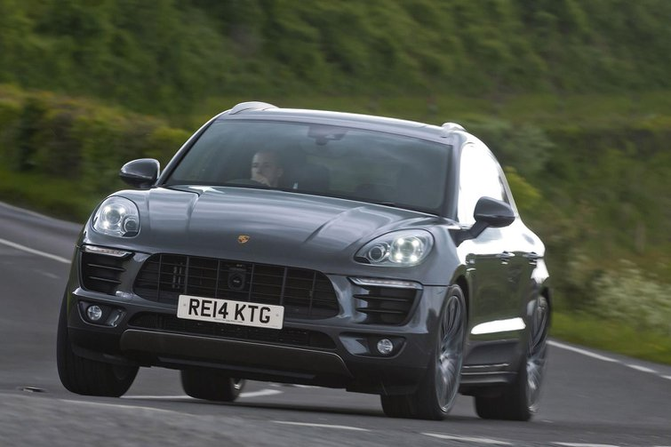 2014 Porsche Macan review