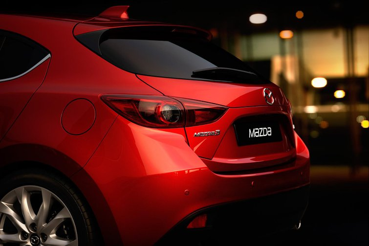 Get a load of this: plan a trip in the all-new Mazda3