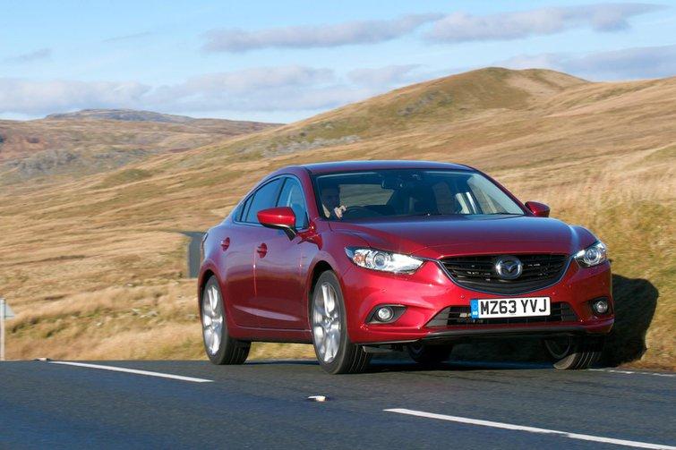 Mazda 6 engine mods cut emissions, boost economy