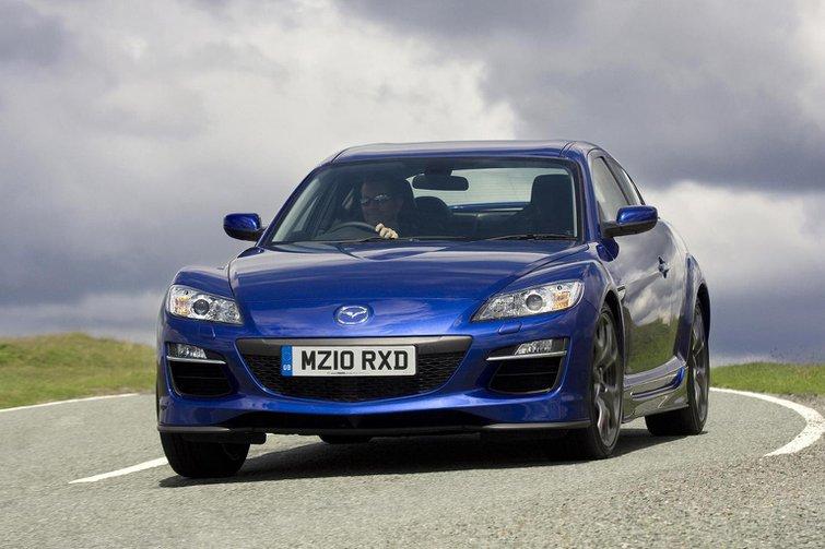 Next Mazda RX-8 to rival BMW i8