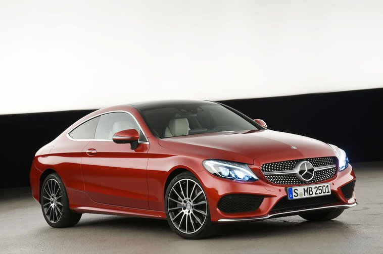 2015 Mercedes-Benz C-Class Coup revealed - pricing, engines, equipment and Mercedes-AMG versions