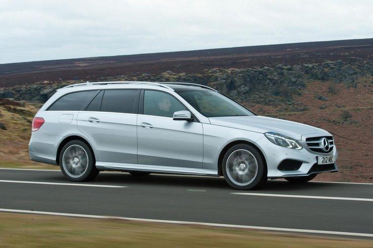 Deal of the day: Mercedes-Benz E-Class Estate